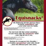 EQUISNACKS® Bonbons pour chevaux