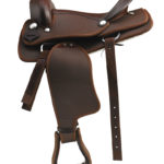 Selle western WESTRIDE synthétique