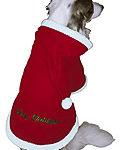 Couverture pour chien Noël