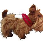 Écharpe pour chien Noël