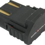 Batterie pour tondeuse HEINIGER Saphir