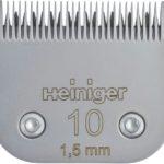 Tête de coupe HEINIGER #10/1.5 mm