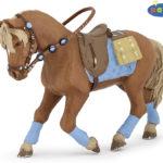Cheval du jeune cavalier PAPO