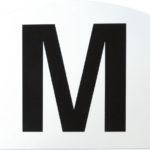 Set de 12 lettres de manège HIPPOTONIC support plastique