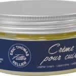 Crème pour cuirs ERIC THOMAS Fitter