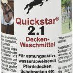 QUICKSTAR® 2.1, Lessive spéciale textiles