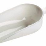Pelle à grain plastique