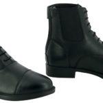 Boots synthétiques RIDING WORLD à lacets