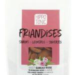 HIPPOTONIC Bonbons pour chevaux, goût sureau-rose