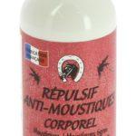 Répulsif anti-moustiques corporel du Maréchal