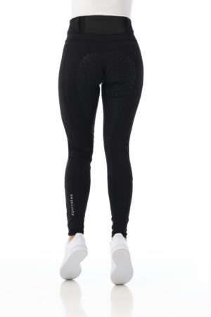 Pantalon softshell EQUITHÈME Kitzbuhl, fond silicone