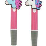 Lot de 2 stylos EQUI-KIDS Licorne