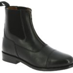 Boots EQUITHÈME Deauville à zip