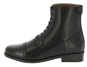 Boots EQUITHÈME Deauville à lacet élastique