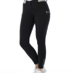 Pantalon EQUITHÈME Lor, fond silicone