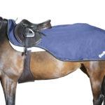 Couvre-reins imperméable BACK ON TRACK® Sammy
