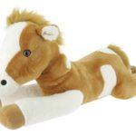Peluche EQUI-KIDS cheval pie