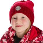 Bonnet Enfant Rouge / Lollipop