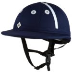 Casque polo young rider Charles Owen