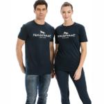 T-shirt en coton emblématique Horseware