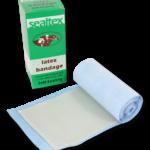 Bandage Sealtex, la pièce