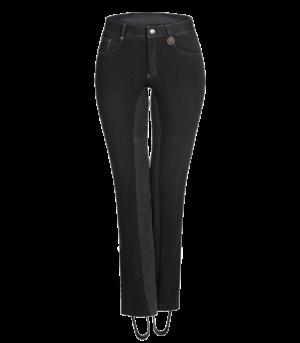 Jodhpurs d'équitation en jeans Dorit