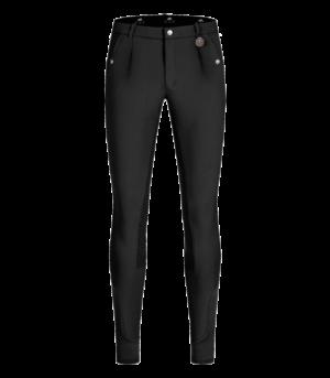 Pantalon d'équitation à pinces MicroSport en silicone