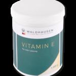 Vitamine E - Pour plus de performance