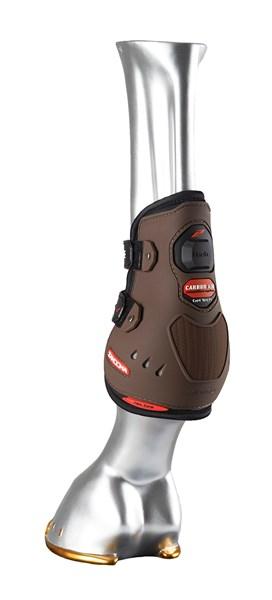 Protèges-boulets carbon air feel+ competition velcro