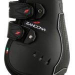 Protèges-boulets Zandona carbon air active-fit velcro