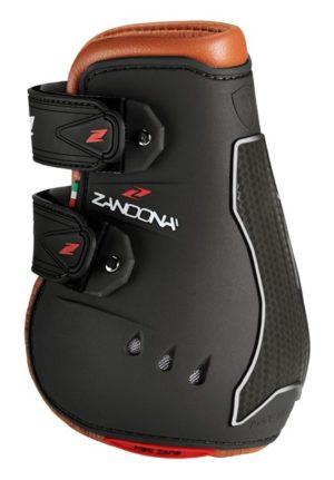 Protèges-boulets carbon air classic evo active fit velcro