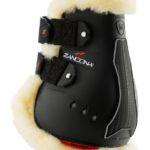 Protèges-boulets Zandona carbon air sensitive + active-fit velcro