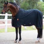 Rambo Ionic stable sheet Horseware