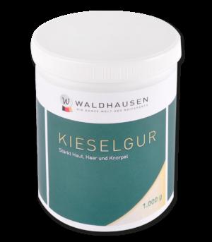 Kieselgur, 1 kg: Renforce la peau, les poils et le cartilage