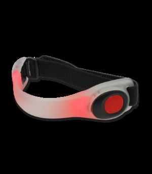 Bracelet Réflecteur, LED rouge