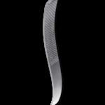 Râpe de maréchalerie courbée