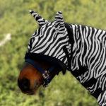 Bonnet anti-mouches Zebra