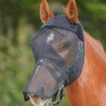 Masque anti-mouche PREMIUM sans protection des oreilles et du chanfrein