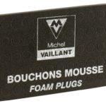 BOUCHONS MOUSSE FASTUDS - PLAQUE DE 50