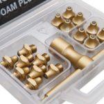 MINI MALETTE FASTUDS CRAMP A/N TUNGST HG10+HG14 - W3/8