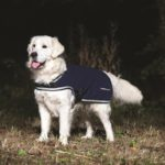 Couverture imperméable polaire Rambo dog