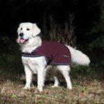 Couverture pour chiens imperméable polaire Rambo dog