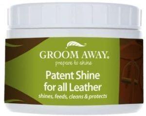 Graisse Patent Shine Leather