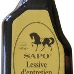 LESSIVE BIOLOGIQUE SAPO