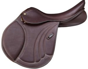 Selle d'obstacle Tom boy double cuir Pessoa