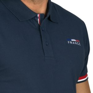 Polo Homme FRANCE - Limited Edition