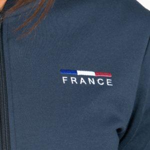 Sweat Zippé Enfant FRANCE - Limited Edition